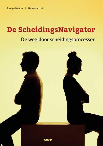 De Scheidingsnavigator door Jocelyn Weimar en  Lianne van Lith
